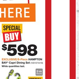 Home Depot - Weekly Flyer | Winnipeg Free Press