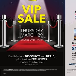 Best Buy Canada VIP Sale Starting at March 29