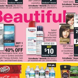 cvs pharmacy weekly ad sep 30 to oct 06