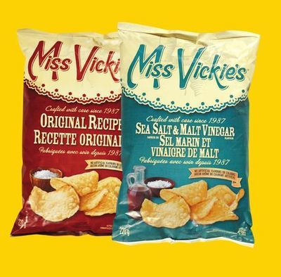 CROUSTILLES MISS VICKIE'S | MISS VICKIE'S POTATO CHIPS