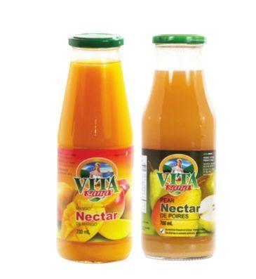 VITA SANA OR YOGA NECTAR DRINKS