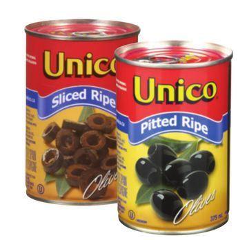 Unico Canned Olives