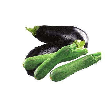 Eggplants or Zucchini