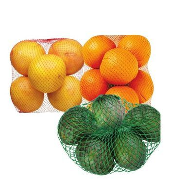 Seedless Navel Oranges or Red Grapefruits