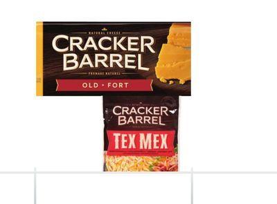 CRACKER BARREL CHEESE BARS