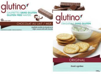 Glutino Cookies or Crackers