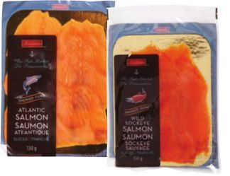 IRRESISTIBLES SMOKED SALMON