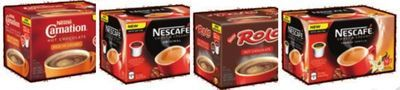 NESCAFÉ OR CARNATION HOT CHOCOLATE K-CUP COFFEE CAPSULES All-in-One Cup