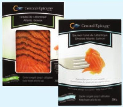 EPICURE SMOKED SALMON OR GRAVLAX