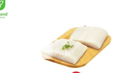 AUSTRALIS BARRAMUNDI OR SKINLESS WILD ALASKAN HALIBUT PORTIONS