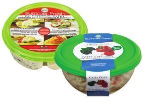 SUMMER FRESH DIPS, HUMMUS, VARIETY PACK OR SALAD BOWLS