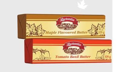 LACTANTIA FLAVOURED BUTTER STICKS