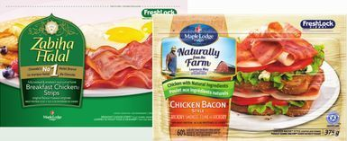 MAPLE LODGE CHICKEN BACON OR BREAKFAST STRIP