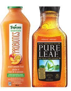TROPICANA PROBIOTICS REFRIGERATED JUICE