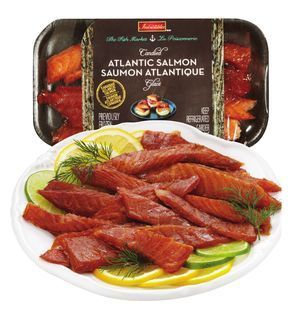 IRRESISTIBLES CANDIED SALMON STRIPS