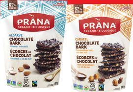 PRANA CHOCOLATE BARK THINS