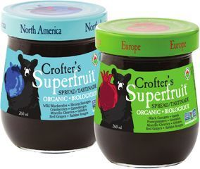 CROFTER'S SUPERFRUIT SPREAD