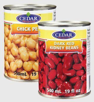 CEDAR CANNED BEANS