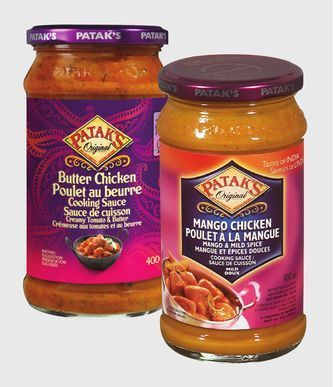 Patak's Sauce