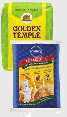 PILLSBURY CHAKKI ATTA, GOLDEN TEMPLE
