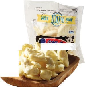 ST-ALBERT WHITE OR YELLOW CURD CHEDDAR CHEESE