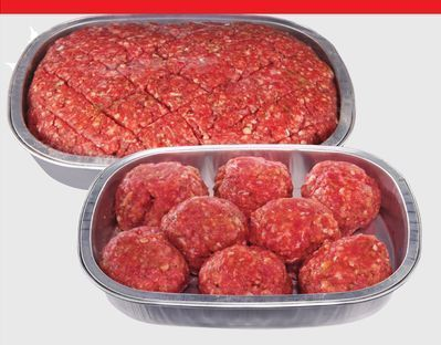 STORE MADE HOMESTYLE MEATLOAF OR MEATBALLS