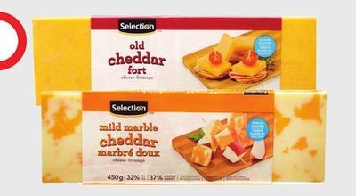 SELECTION CHEESE BARS