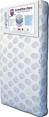 Colgate Breathe-Flex™ 2-Stage Crib Mattress - Flipp