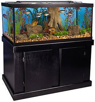 c91ac26daa8 Marineland® Majesty Aquarium   Stand Ensemble - Flipp