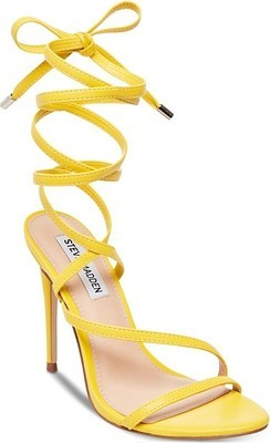 9555711f4c2 Steve Madden Women's Amberlyn Tie-Up Dress Sandals - Flipp