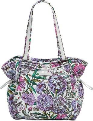 2c14a2bcc1fc Vera Bradley Iconic Glenna Small Shoulder Bag - Flipp