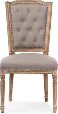 Get Baxton Studio Estelle Upholstered Dining Chair With 159 0 In