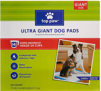 Get Top Paw® Ultra dog pads with $ in Fort Worth | Flipp