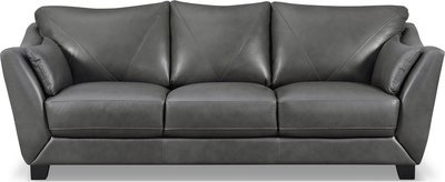 Surprising Buy 92 Laken Genuine Leather Sofa In Halifax Flipp Uwap Interior Chair Design Uwaporg