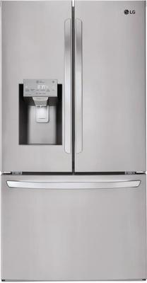Lg 26.2 Cu. Ft. Stainless Steel French Door Smart Refrigerator