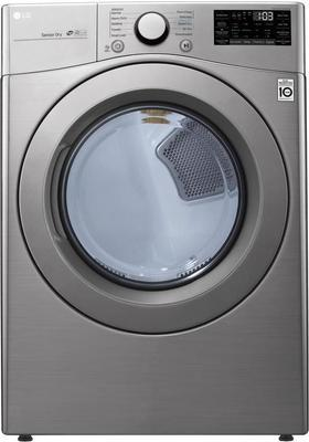 Lg Graphite Steel Finish 4.5 Cu. Ft. Washer