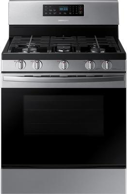 Samsung C5.8 Cu. Ft. Stainless Steel Self-clean Gas Range