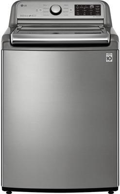 Lg Graphite Steel Finish 4.5 Cu. F.t Washer