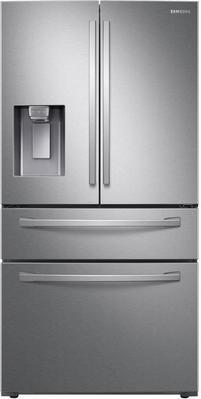 Samsung 28 Cu. Ft. Stainless Steel French 4-door Refrigerator