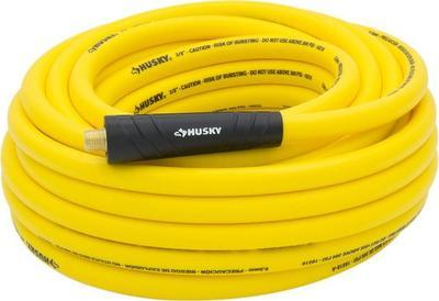 Husky 1/4 In. Hybrid Air Hose, Yellow