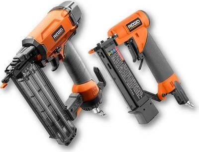 Ridgid 23-gauge Pinner Nailer And 18-gauge Brad Nailer Kit