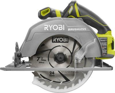 Ryobi 18-volt One+ Cordless Brushless 7-1/4 In. Circular Saw (tool Only)