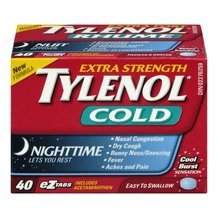 Tylenol or Benylin Cough, Cold or Flu Products - 10 Bonus Air Miles Reward Miles