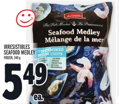 IRRESISTIBLES SEAFOOD MEDLEY