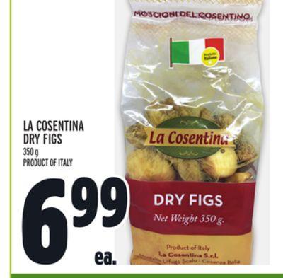 LA COSENTINA DRY FIGS
