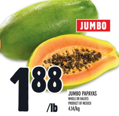 JUMBO PAPAYAS