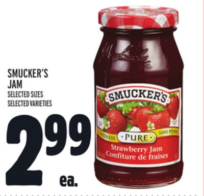 SMUCKER'S JAM