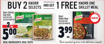 Knorr Selects Side Dish