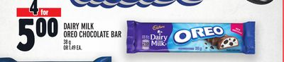 DAIRY MILK OREO CHOCOLATE BAR