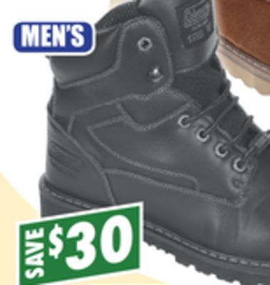 differently 04a6a a91ad Coleman Socket ST Men s Work Boots